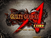 Guilty Gear XX Accent CoreRom