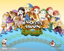 Harvest Moon DS - Island of Happiness Rom