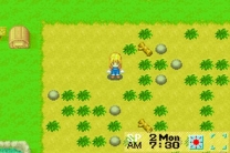Harvest Moon - More Friends of Mineral Town Rom