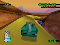 Hot Wheels - Turbo Racing   ROM