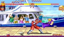 Hyper Street Fighter II: The Anniversary Edition   ROM