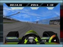 Indy Racing 2000  ROM