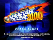 International Superstar Soccer 2000   ROM