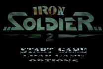 Iron Soldier 2 Rom