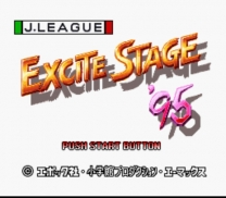 J.League Excite Stage '96  ROM