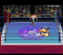 Jikkyou Power Pro Wrestling '96 - Max Voltage  [En by Phil v1.0]  ROM