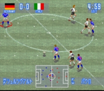 Jikkyou World Soccer - Perfect Eleven   ROM