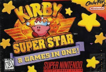 Kirby Super StarRom