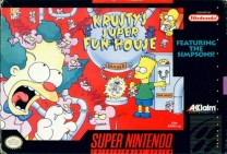 Krusty's Super Fun House Rom