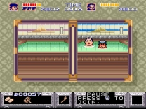 Legend of the Mystical Ninja, The Rom