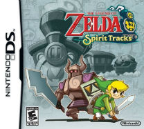 Legend Of Zelda - Spirit Tracks, The (US)Rom