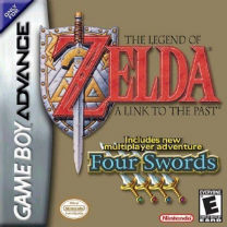 Legend Of Zelda, The - A Link To The Past Four SwordsRom