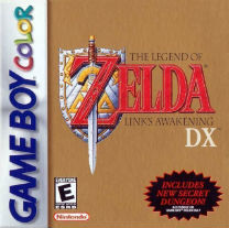 Legend Of Zelda, The - Link's Awakening DX (F)Rom