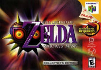 Legend Of Zelda, The - Majora's Mask [a1] ROM