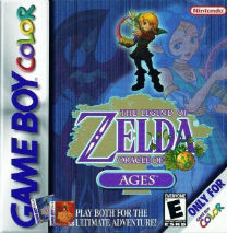 Legend Of Zelda, The - Oracle Of Ages (E) ROM