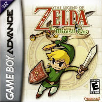 Legend Of Zelda, The - The Minish CapRom