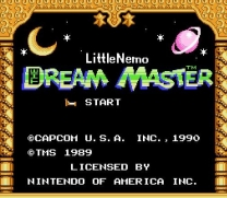 Little Nemo - The Dream Master  ROM