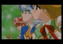 Magic Knight Rayearth  ISO ROM