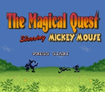 Magical Quest Starring Mickey Mouse, The  ROM