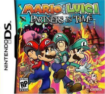 Mario & Luigi - Partners In Time ROM