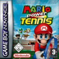 Mario Power Tennis (E) ROM