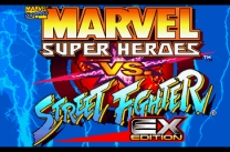 Marvel Super Heroes VS Street Fighter ISO[SLUS-00793] ROM