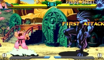 Marvel Super Heroes Vs. Street Fighter  ROM