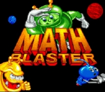 Math Blaster - Episode One  ROM