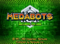 Medabots - Metabee Version Rom