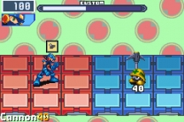 MegaMan Battle Network 4 Blue Moon  ROM