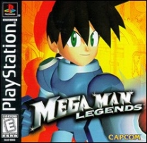 Megaman Legends ISO[SLUS-00603] ROM