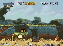 Metal Slug - Super Vehicle-001Rom