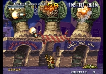 Metal Slug X - Super Vehicle-001  ROM