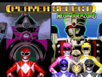 Mighty Morphin Power Rangers - The Fighting Edition  ROM