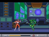 Mighty Morphin Power Rangers  ROM