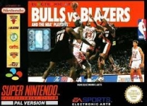 NBA Pro Basketball - Bulls vs Blazers  ROM