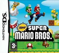 New Super Mario Bros. (E)(Supremacy)Rom