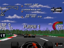 Newman-Haas IndyCar Racing featuring Nigel Mansell  ROM