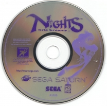 Nights Into Dreams  ISORom