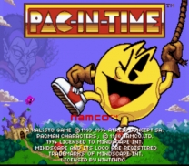 Pac-in-Time   ROM