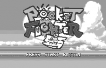 Pocket Fighter  [M] ROM