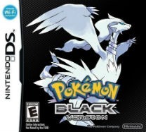 Pokemon - Black Version (E) ROM