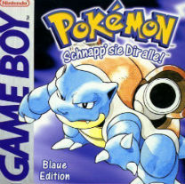 Pokemon - Blaue Edition (G) ROM