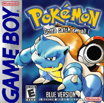 Pokemon - Blue Version (UA) ROM