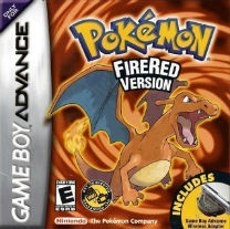 Pokemon - Fire Red Version [a1]Rom