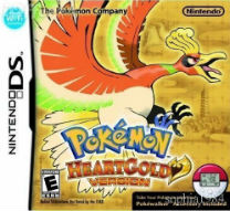 Pokemon - HeartGold Version ROM