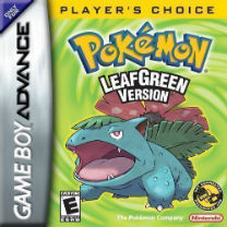 Pokemon - Leaf Green Version (V1.1)Rom