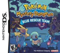 Pokemon Mystery Dungeon - Blue Rescue TeamRom