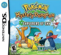 Pokemon Mystery Dungeon - Explorers Of Sky (US) ROM