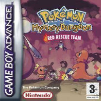 Pokemon Mystery Dungeon - Red Rescue Team (E) ROM